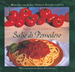 SALSE di POMODORO (tomato sauces) cookbook by Julia della Croce